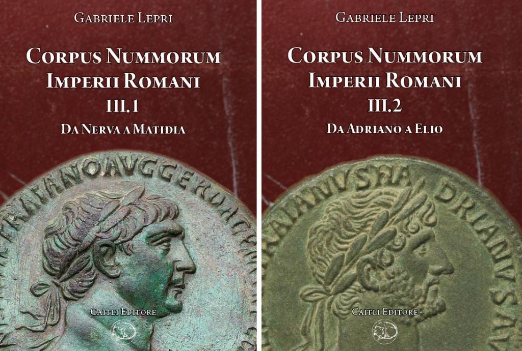 Corpus Nummorum Imperii Romani Vol 3