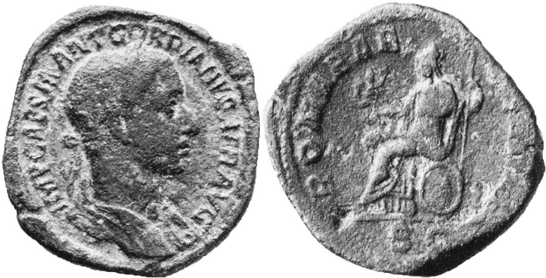moneta antica conservazione molto bella