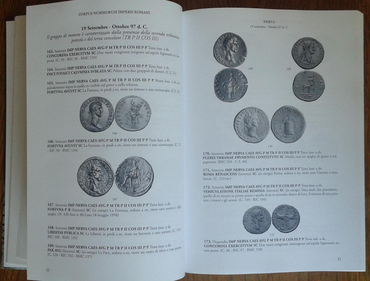 Pagina interna di un libro