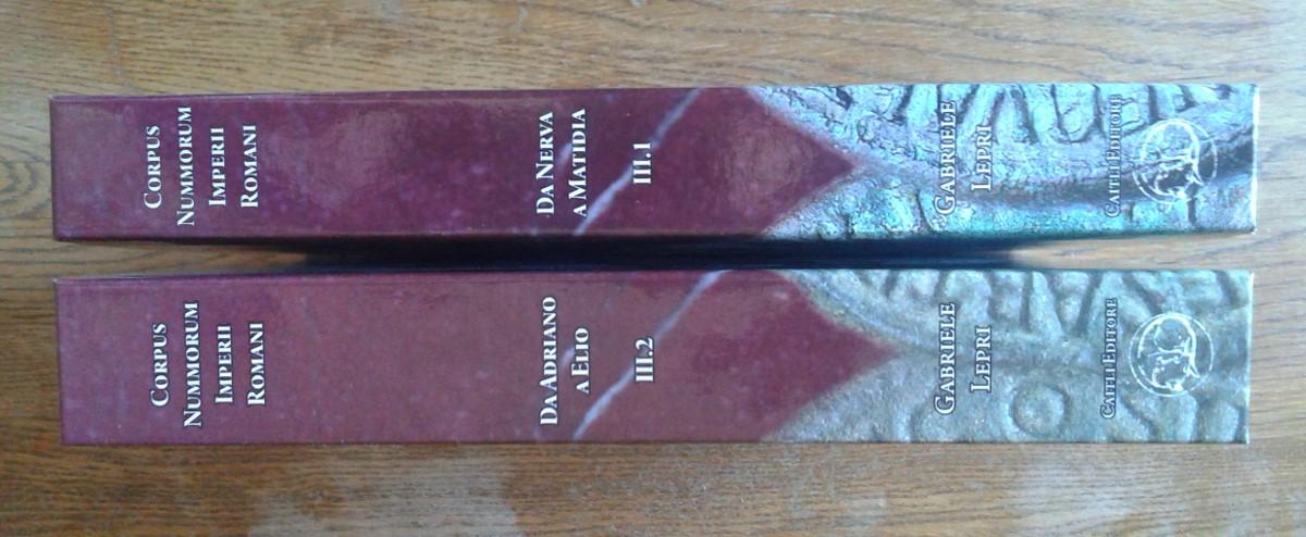 CNIR III vol 1 e 2 dorso orizzontale